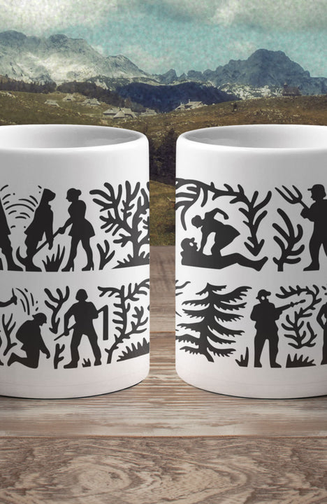 Mad Coffee Mug (Set)