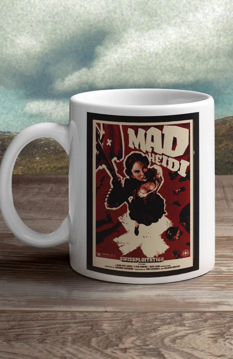 Mad Coffee Mug – Death to the Fatherland