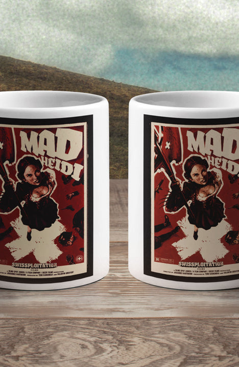 Mad Coffee Mug – Death to the Fatherland (Set)