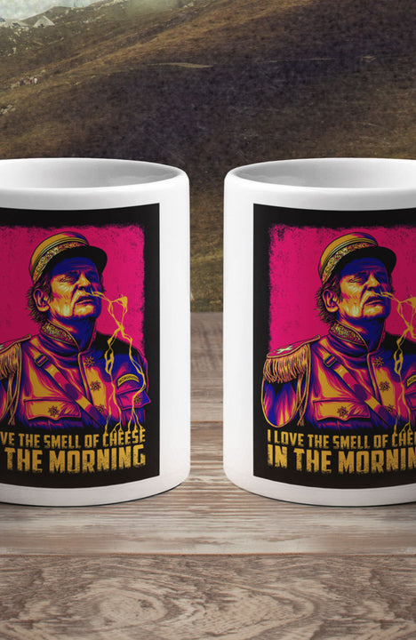 Mad Coffee Mug – Smell of Cheese (Set)
