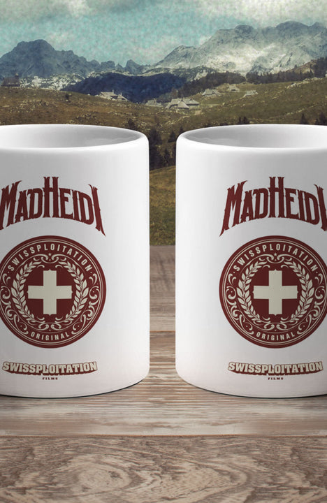 Mad Coffee Mug – Logo (Set)