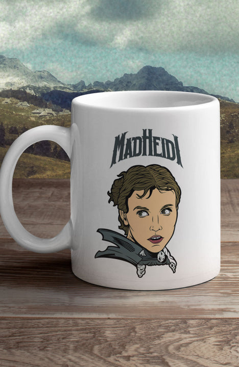 Mad Coffee Mug – Heidi