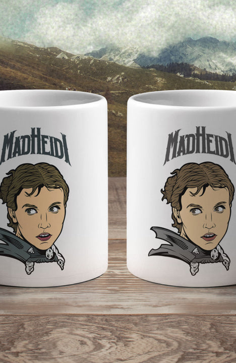 Mad Coffee Mug – Heidi (Set)