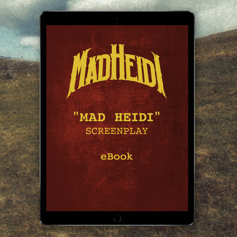 Mad Heidi Script (digital)