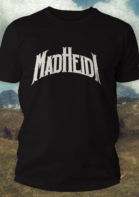 Mad Heidi Logo Shirt