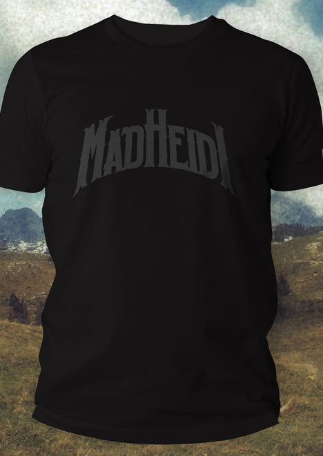 Mad Heidi Dark Logo Shirt