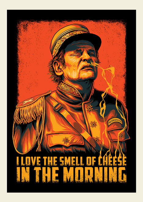 The Smell Of Cheese