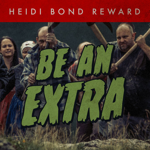 Be An Extra