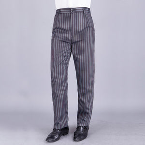chef pants hotel cook service waiter pants Cook pants work pants hotel restaurant uniforms chef uniform for menitchen Trouser