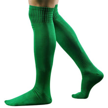 Professional Soccer Socks Knee Football Socks Men Breathable Absorbent #W21