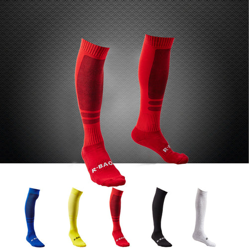 New Design Men Baseball Socks Soccer Football Basketball Sport Over Knee High Sock #20