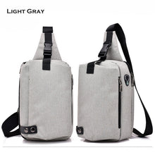 Men's Fashion Hiking Outdoor Multifunction Casual Chest Bag