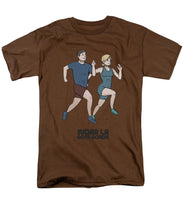 Running - Men's T-Shirt  (Regular Fit)