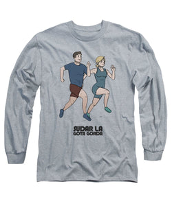 Running - Long Sleeve T-Shirt