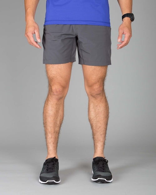 Mako Gray Shorts