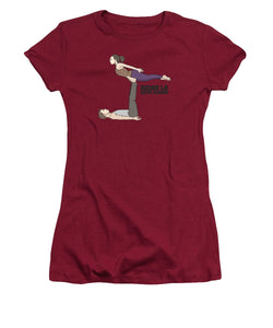 Yoga - Women's T-Shirt (Athletic Fit)