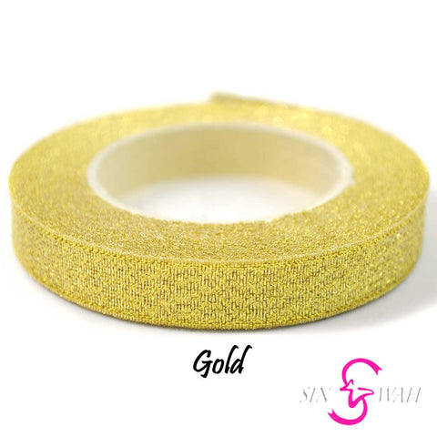 Sin Wah Online - 12mm Metallic Ribbon