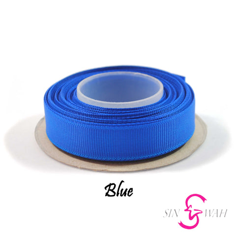 Sin Wah Online - 15mm Plain Grosgrain Ribbon