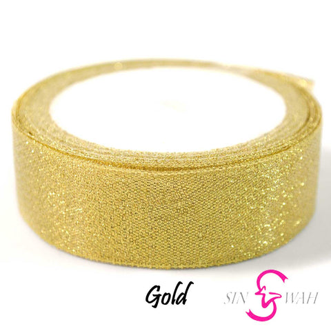 Sin Wah Online - 24mm Metallic Ribbon