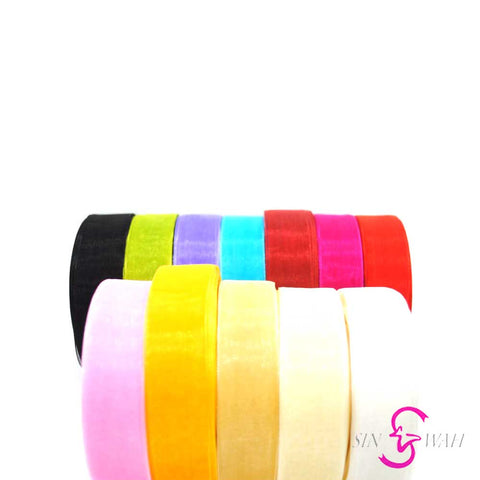 Sin Wah Online - 24mm Soft Organza Ribbon
