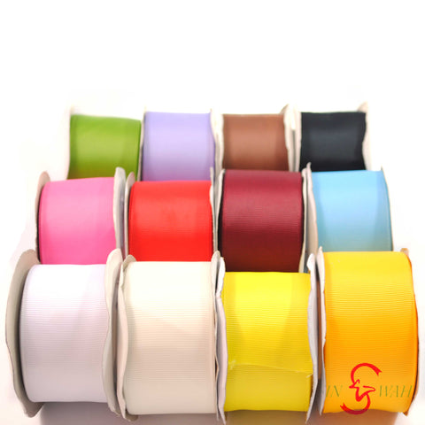 Sin Wah Online - 36mm Plain Grosgrain Ribbon