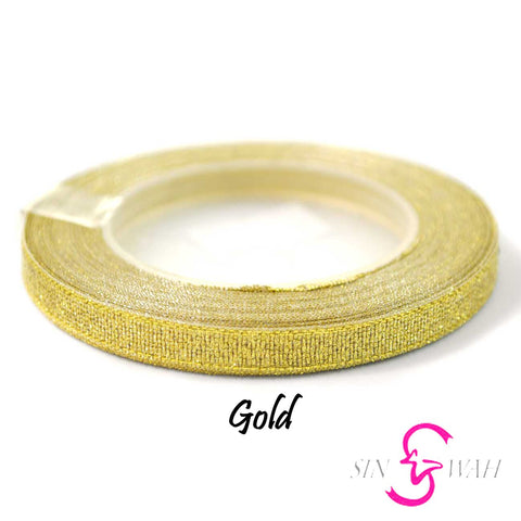 Sin Wah Online - 6mm Metallic Ribbon