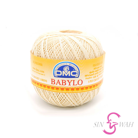 Sin Wah Online - DMC Babylo 10 Cotton Crochet Thread