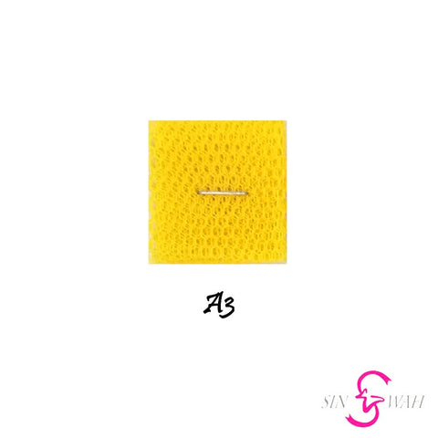 Sin Wah Online - Hard Netting Tulle (Color A3)