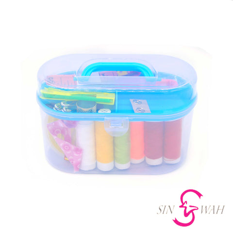 Sin Wah Online - Sewing Kit with Handy Box
