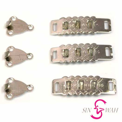 Sin Wah Online - Skirt Buckle - 3 Sizes Adjustable Level