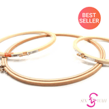 Sin Wah Online - Wooden Embroidery Hoops