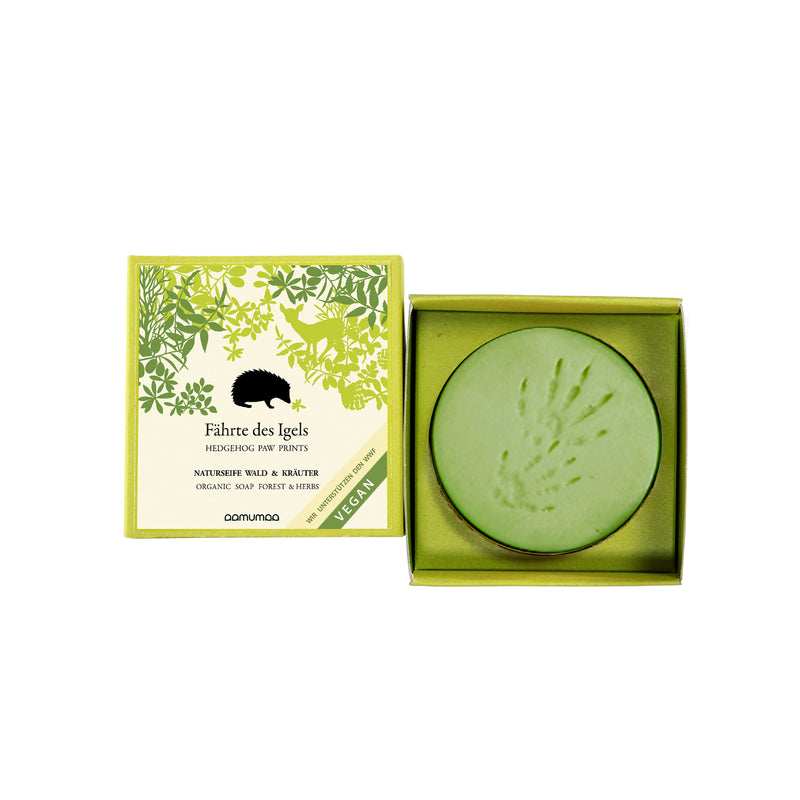 Forest & Herbs soap HEDGEHOG