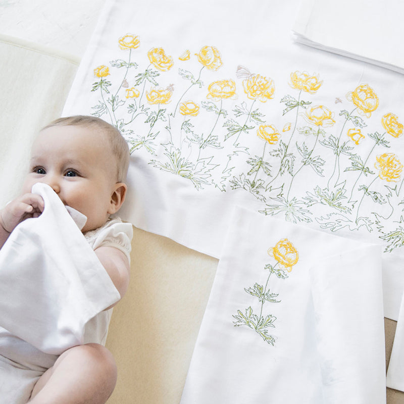 Baby bedding gift set MEADOW