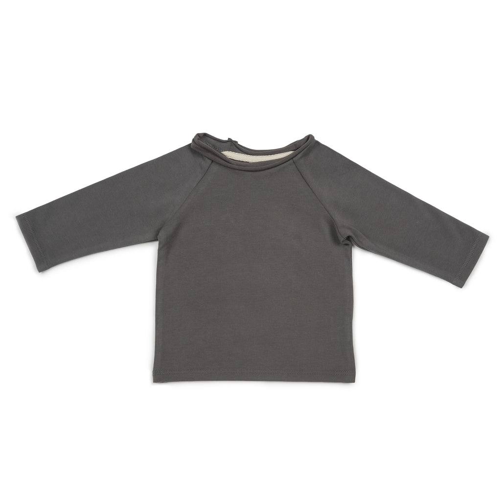 Long sleeve top ANTHRACITE