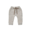 Wool trousers BEIGE