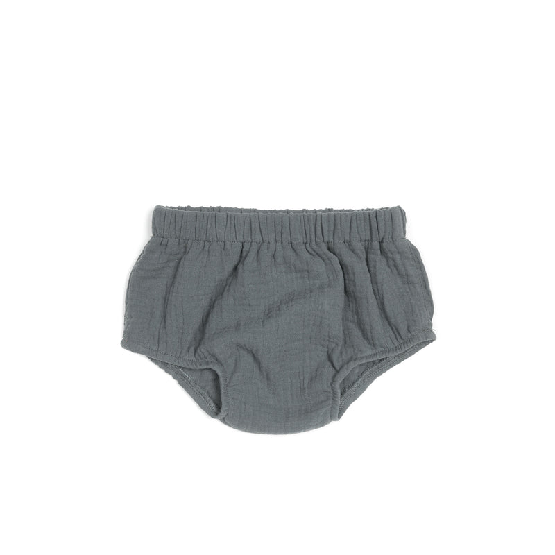 Muslin bloomers CHARCOAL