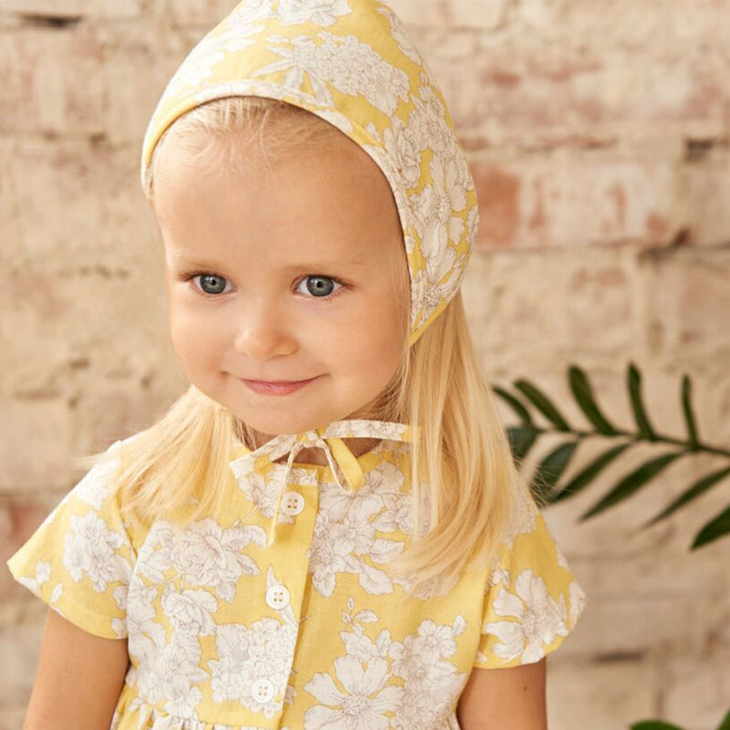 Cotton bonnet ALICE