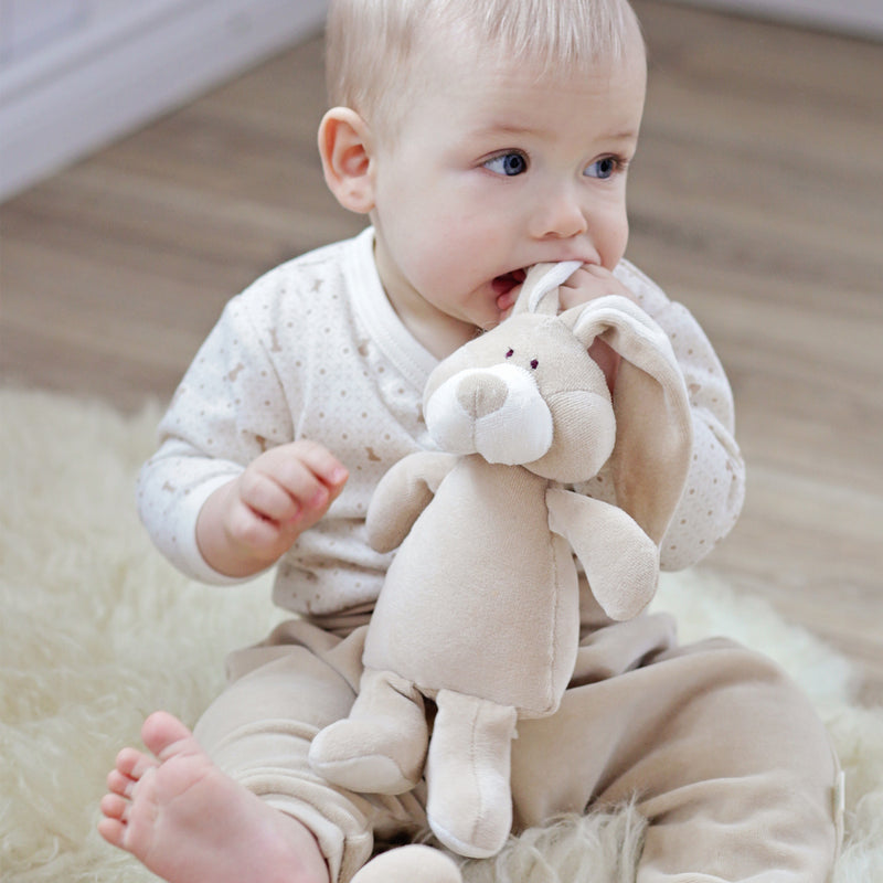 Organic soft toy BUNNY