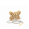 Threading  toy BUTTERFLY