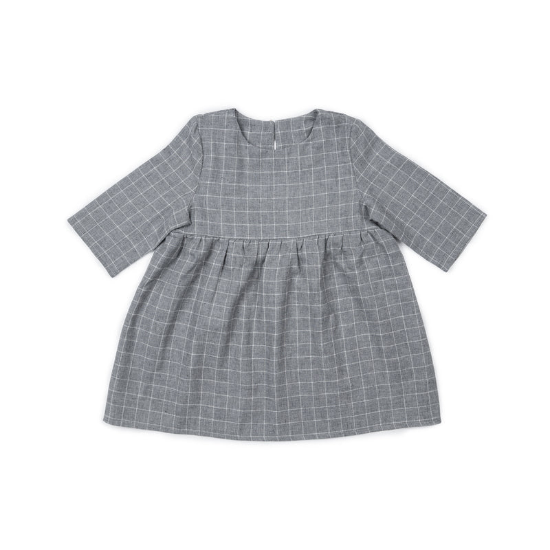 Cotton dress CHECK
