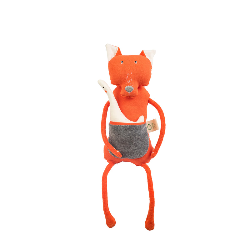 Organic soft toy FOX