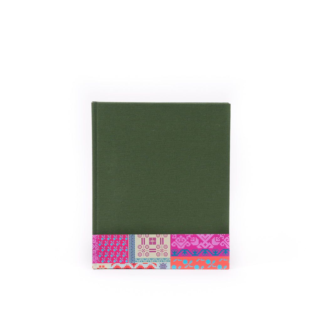 Hard cover notebook HERITAGE