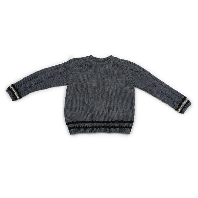 Wool cardigan GREY