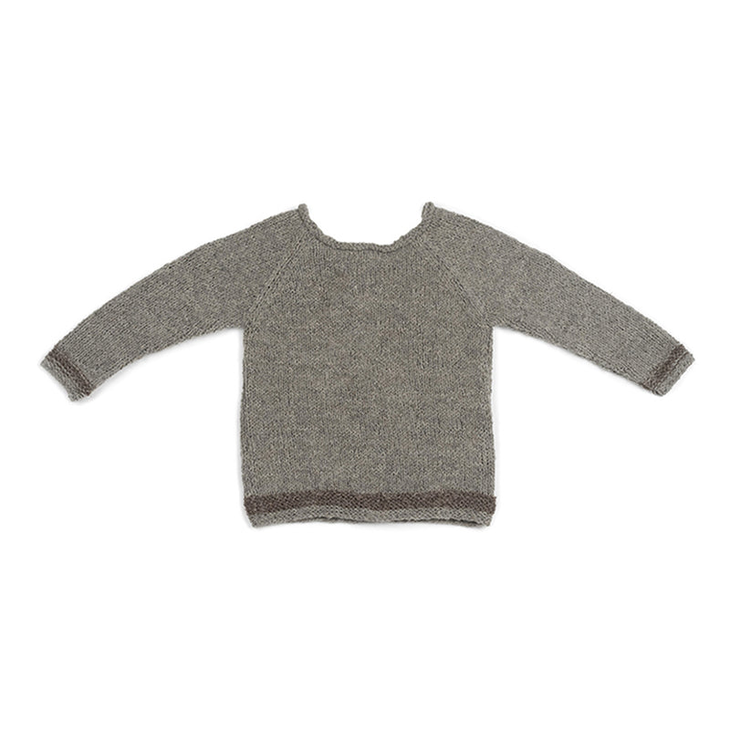 Wool jumper GREY