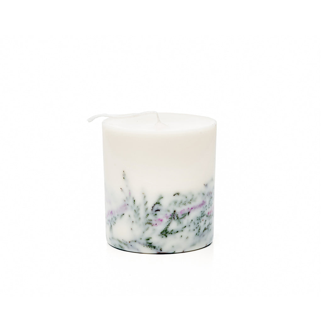 Candle HEATHER