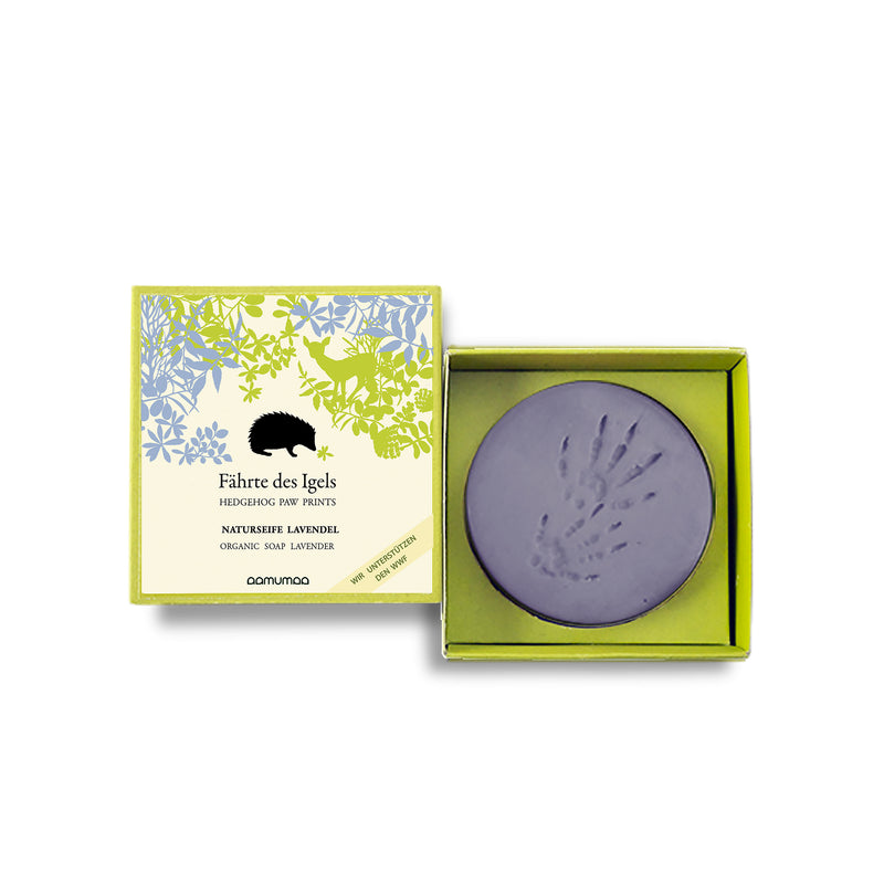 Lavender soap HEDGEHOG