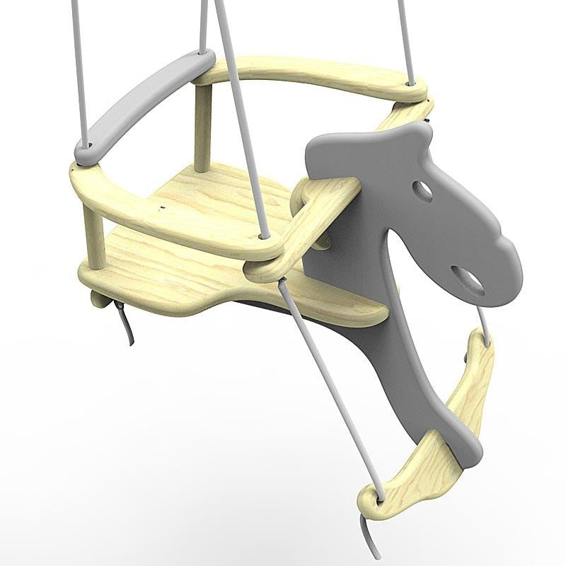 Wooden swing DEER