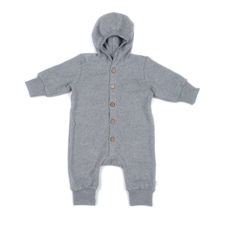 Bio-Fleece Overall GREY