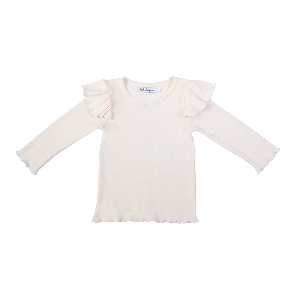 Merino wool top LINDA