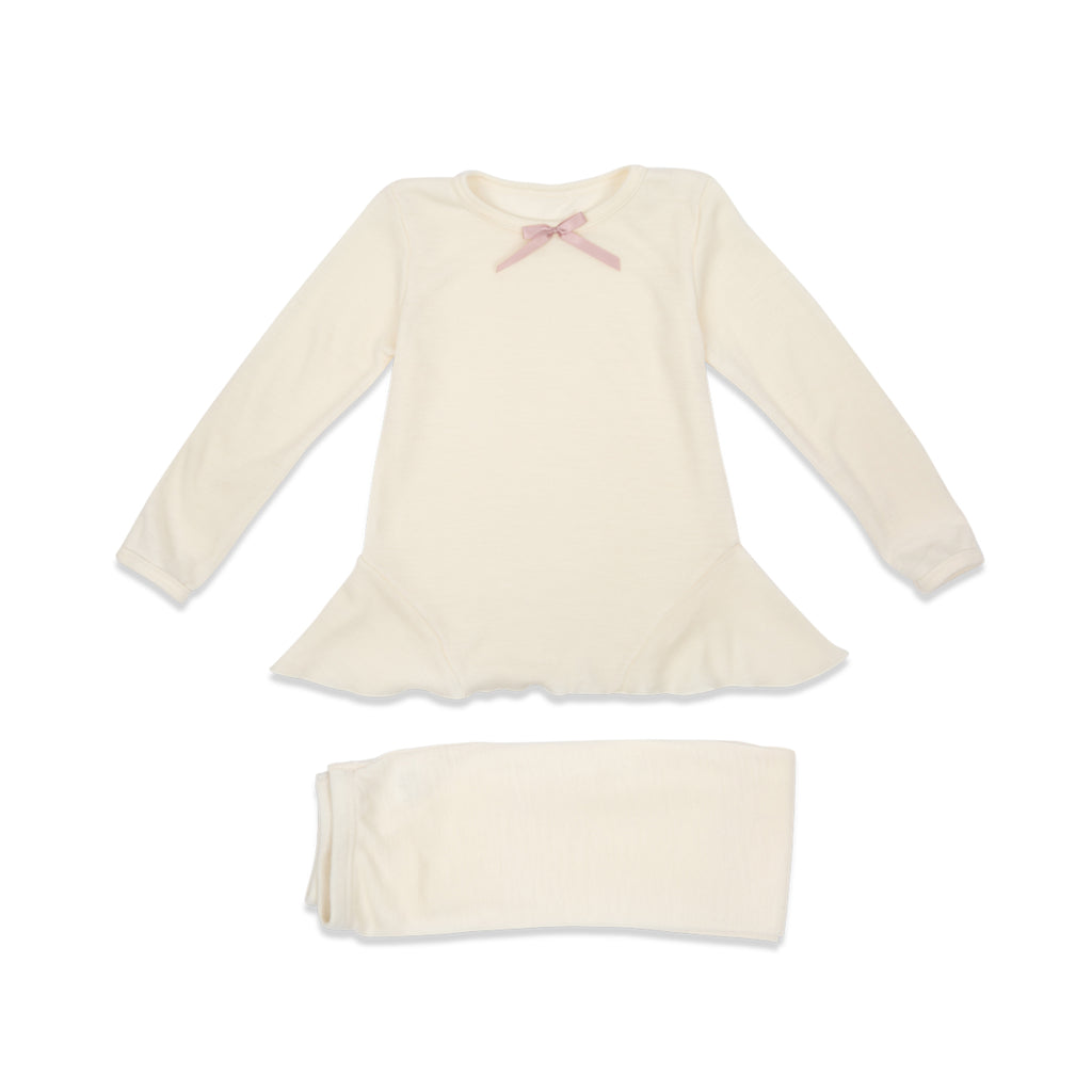 Linda set - merino wool
